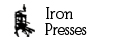 Antique Iron Press - Howard Iron Works