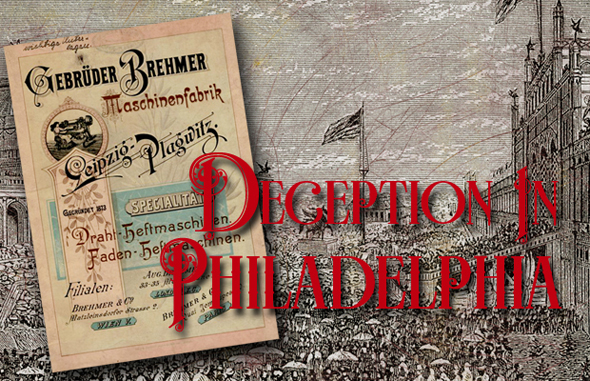 Howard Iron Works Glimpses into the Past - Deception In Philadelphia
