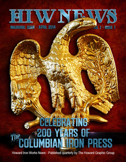 Howard Iron Works News